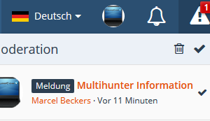 Multihunter 5.2 / 5.3